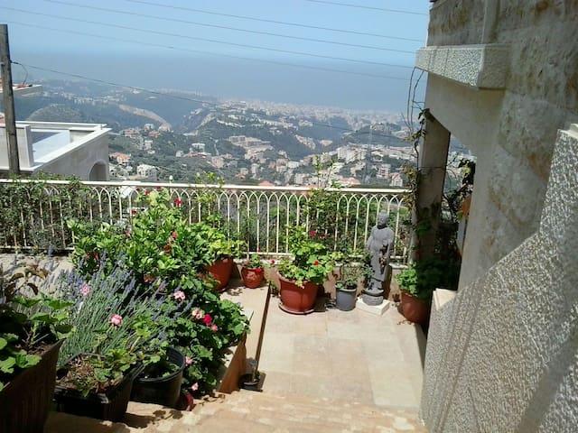 Exceptional Villa . Shemlan  30 mins from Beirut