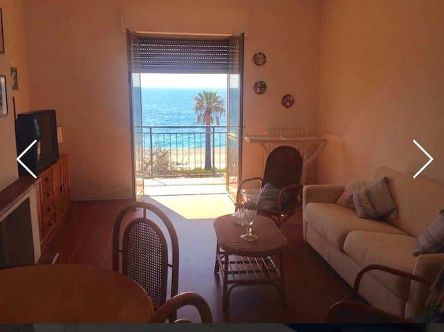 Appartamento vista mare - Marina di gioiosa ionica - Appartement