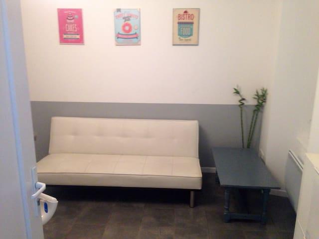T2 Proche Centre Ville/Gare - Tarbes - Apartment