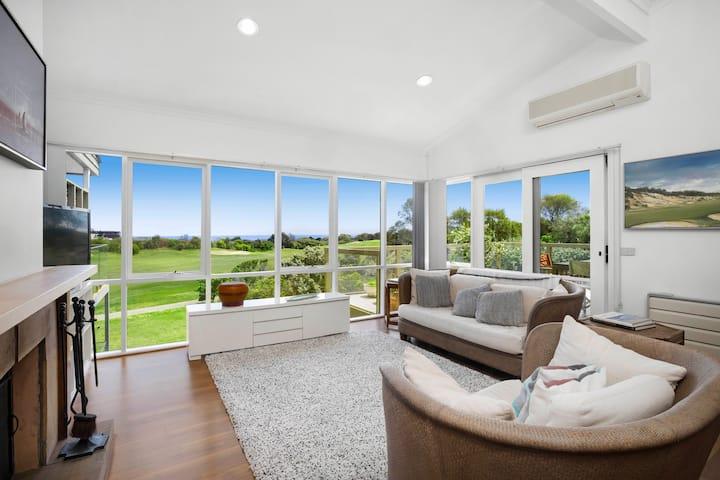 Gorgeous Cape Schanck Golf Course Paradise