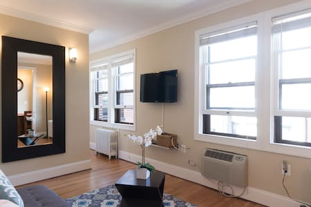 Iconic Capitol Hill Flat, Walk Everywhere! - Washington - Appartement