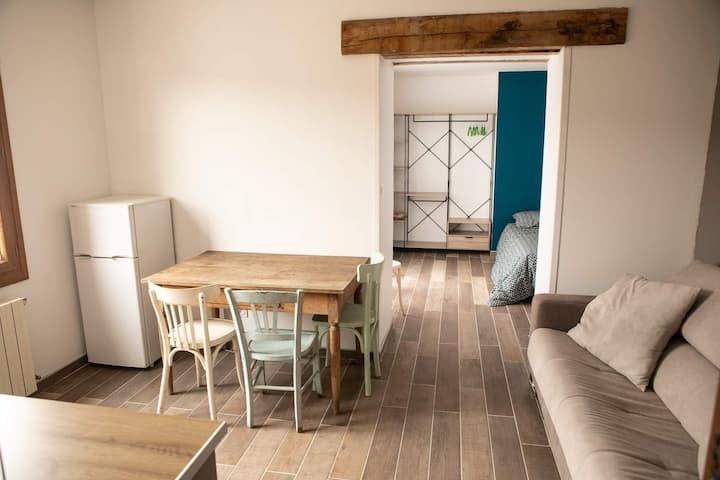 Petit appartement d'hôtes cosy