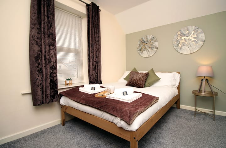 Boutique Guest House ✔FREE WI-FI✔ENSUITE ✔CENTRAL