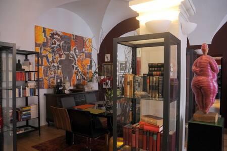 Künstlerwohnung mit Charme auf der Insel Lindau - Lindau (Bodensee)