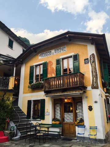 Al LEONE: abitare la storia di montagna - Valstrona - Hus
