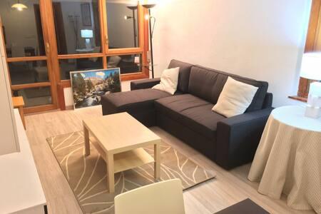 Apartamento en Baqueira con terraza - Baqueira - Leilighet