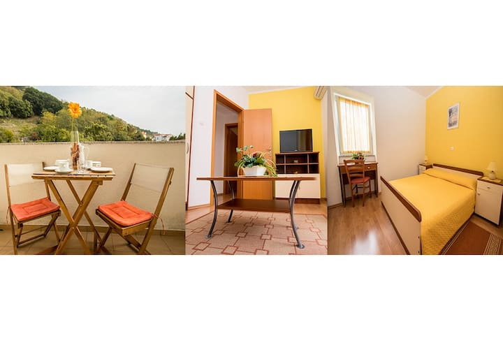 Charming apartment - Heart of Baska