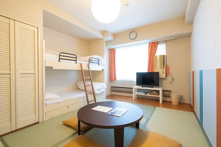 湯澤天使度假村405室