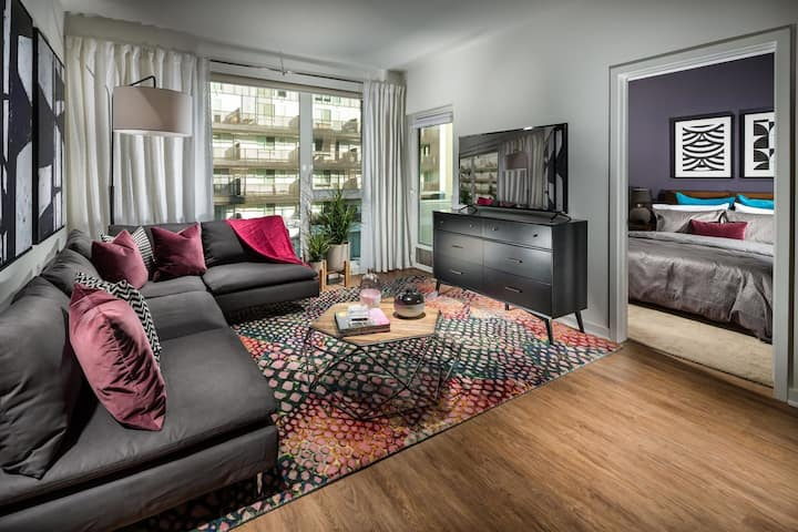 Clean apartment home   1BR in Glendale