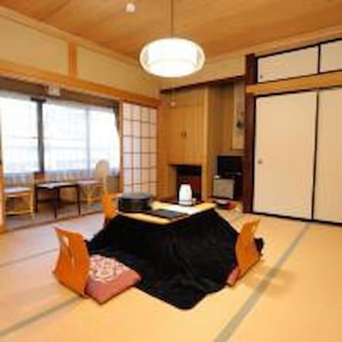 Japanese Inn in the Woods/Annex Room for 2P