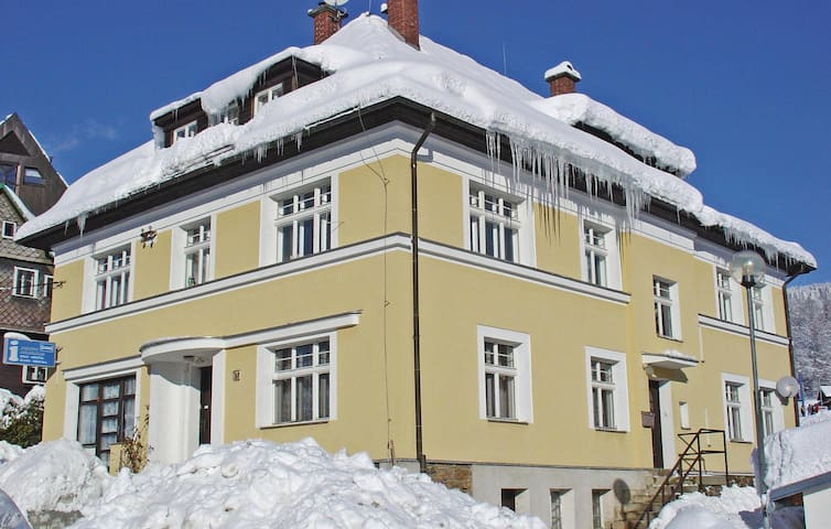 Holiday apartment with 1 room on 28 m² in Rokytnice n/Jizerou