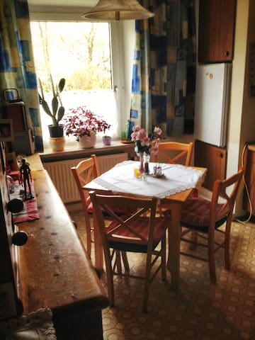 Ruhige Wohnung nahe Innenstadt - Líncia - Apartamento