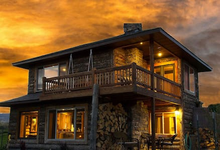 Wildflower Cabin in Paradise - Livingston - Hytte