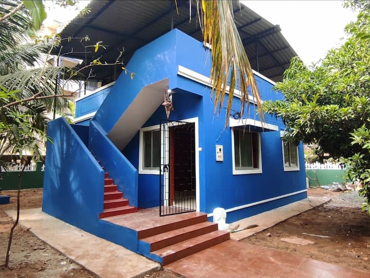 Unfurnished 2bhk Villa Available for Rents. Pets
