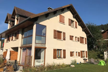 Holiday home in Bois d'Amont (25m²)