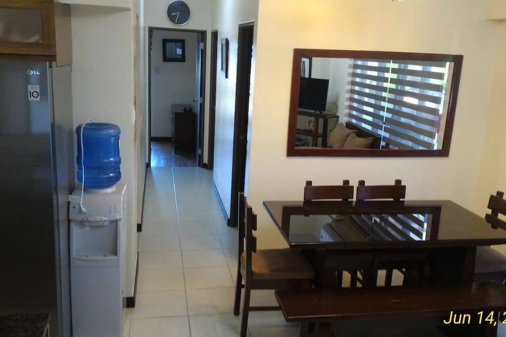 Dining Room & Hall way