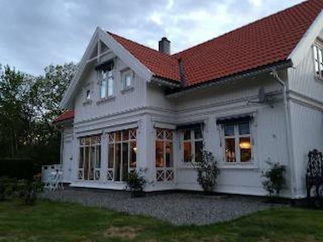 Scandinavian luxury villa - Kråkerøy