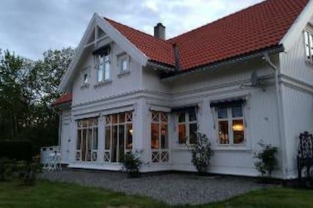 Scandinavian luxury villa - Kråkerøy - 別墅