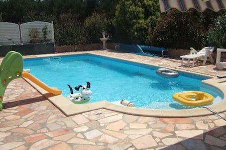 Belle maison avec piscine au calme - Saint-Martin-de-Hinx