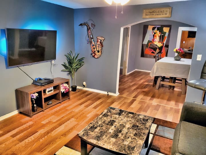 Exciting, New, Modern Home In West Fort Worth!