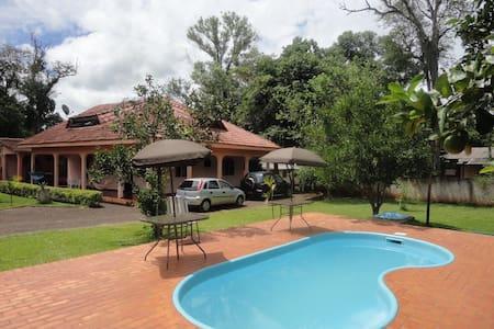 Ar puro da natureza - Foz do Iguaçu  - Ház