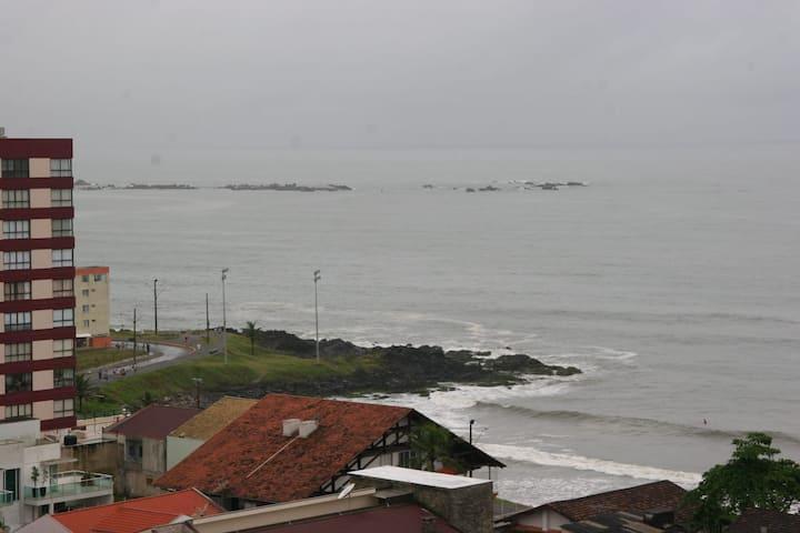 Playa tabuleiro. Con vista al mar. A 70 MTS mar