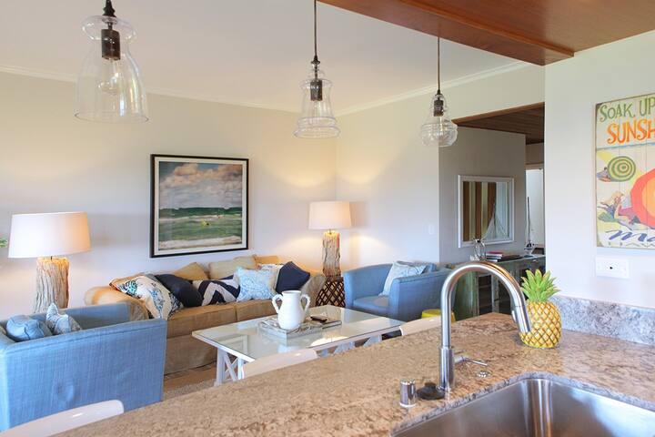 Luxury Island Chic Villa W/Ocean/Coastal Views! - Lahaina - Condominium