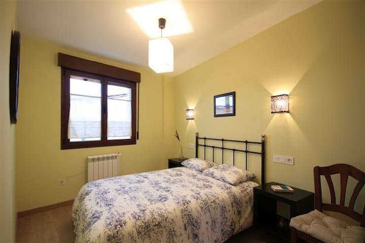 Apartamentos rurales Zazpiate en Abárzuza
