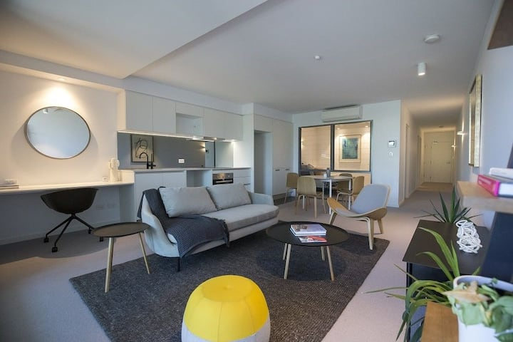 Luxury Perth Apartment in CBD WITH Free Wifi
