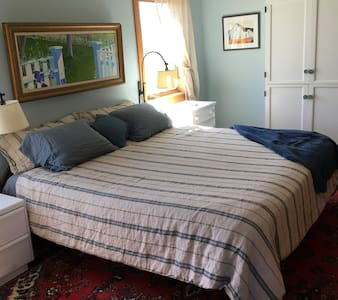 Private Bedroom on Horse Farm in West Tisbury, MV