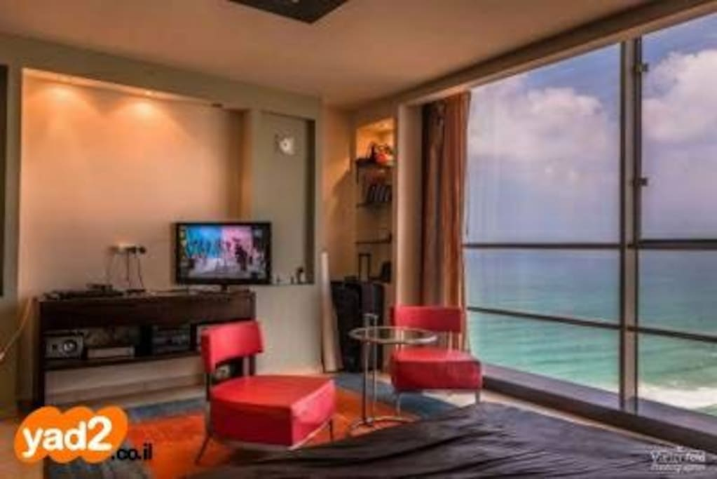 room and view