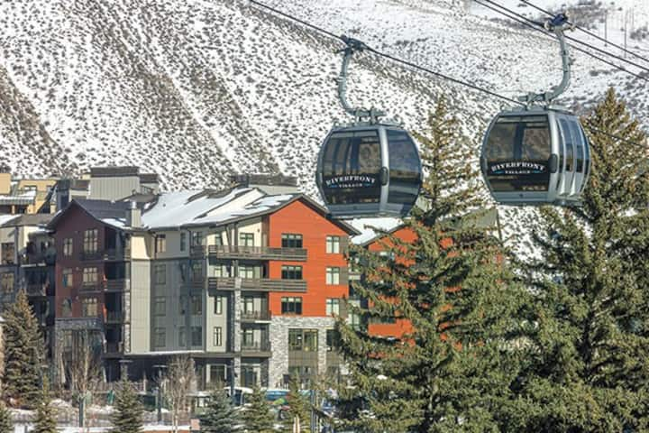 Avon, CO Ski-in, Ski-Out, 1 Bdrm Presidential Ste