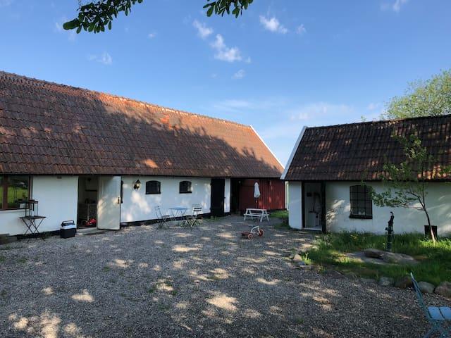 Country house at Österlen, Skåne