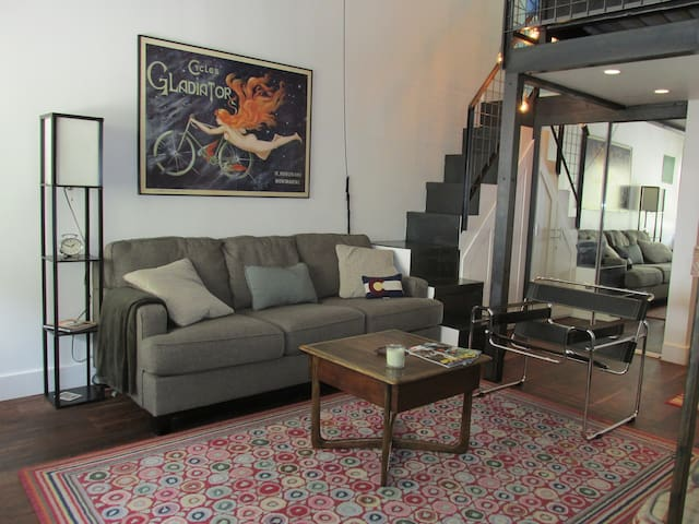 A Tiny Space in a Tiny Place - Telluride - Appartement