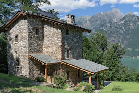 Self Catering Lake Como Villa - Sorico - Casa