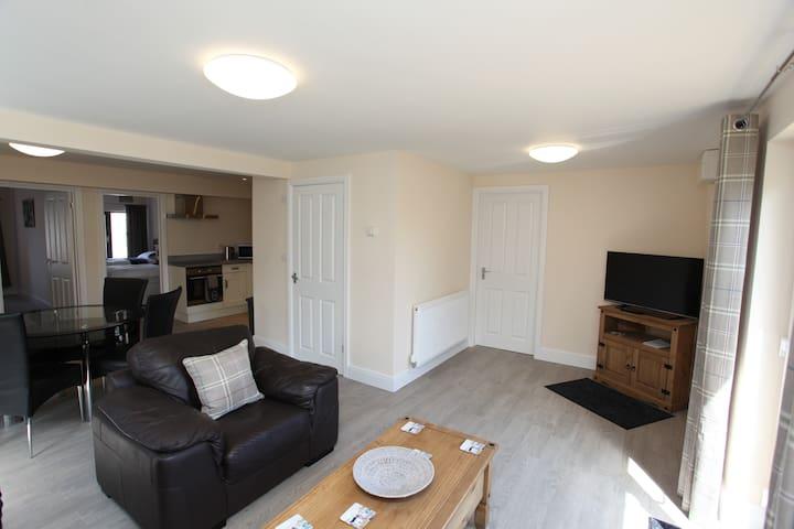 Stylish Apartment in the heart of St Davids - Saint Davids - Apartamento