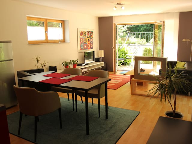 Fully equipped comfortable home