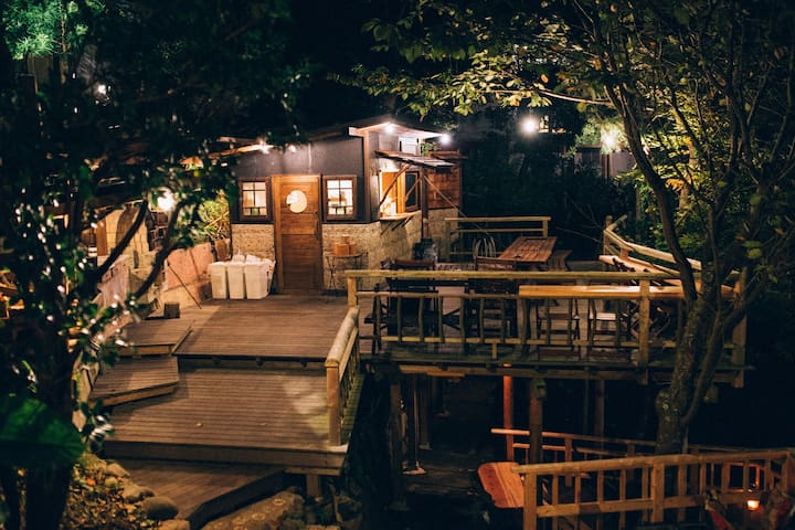 Villa Yumigahama 4-5people cabin