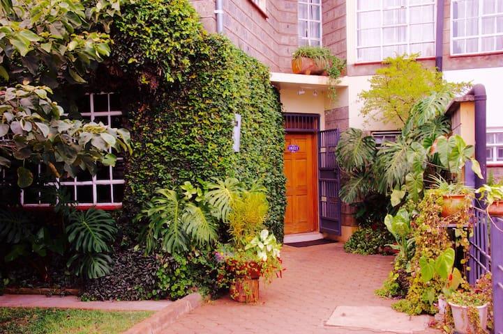 Tembo Place - Nairobi - Townhouse
