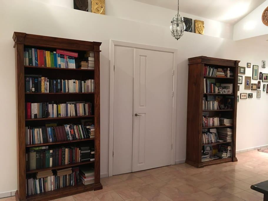 Der Eingang von der Essdiele zum Schlafzimmer