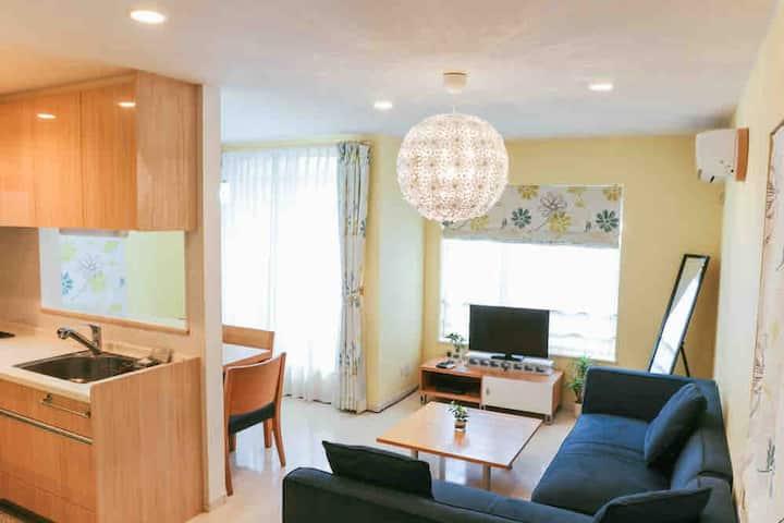 11月もお得に!!大人数で泊まれる羽田空港から近い一軒家まるまる貸し!!