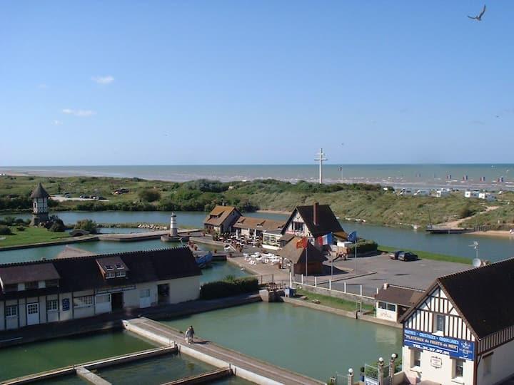 Splendide vue mer en Normandie
