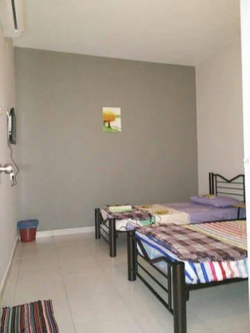 清洁,舒适,环境優美,出入方便 - 麻坡 - Lägenhet