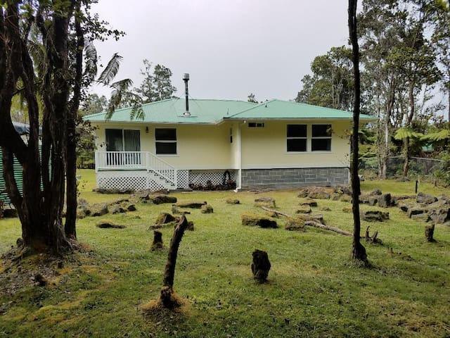 Mauna Loa Estates Retreat Romantic Getaway $99