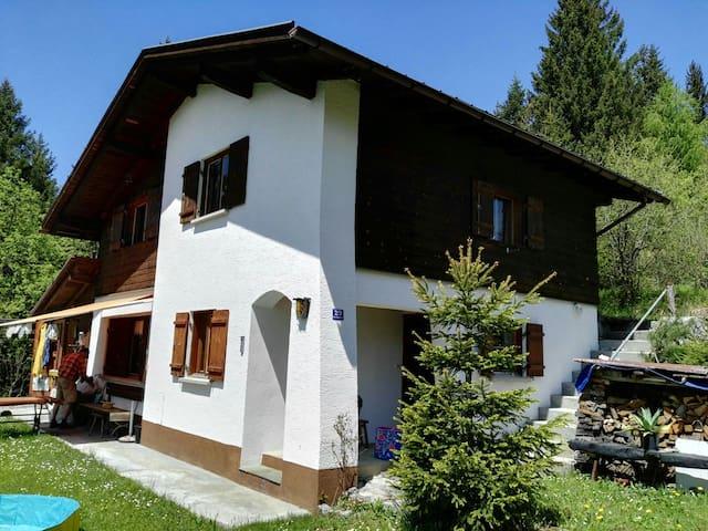 Berghütte/Chalet für Urlaub mit Familie & Freunden - Nüziders - Casa