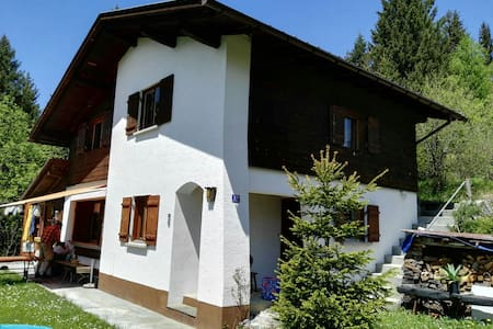 Berghütte/Chalet für Urlaub mit Familie & Freunden - Nüziders - House
