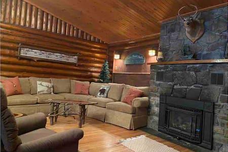 Discounted Long Term Stays, log cabin Lake George