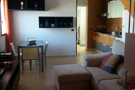 Apartamento preciosas vistas - manilva