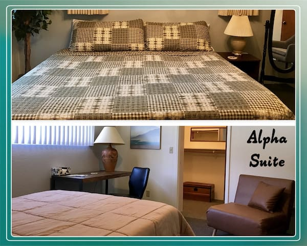 Leah's in Hoquiam-Alpha Suite - Pet's are Welcome