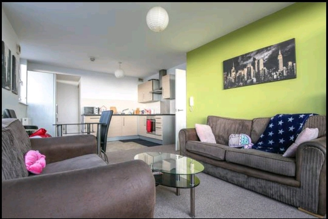 AirBnb in Liverpool City Center